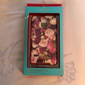 Kate spade phone case for Samsung galaxy s5